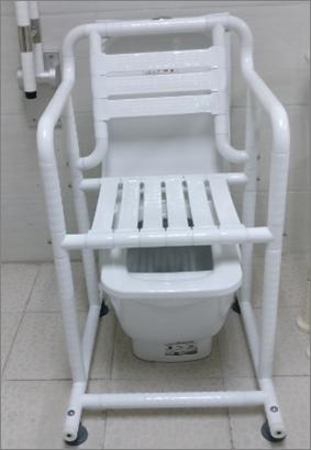 多功能坐便椅 BF100-15
